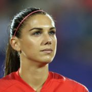 The Story Behind Alex Morgan's Pink Headband