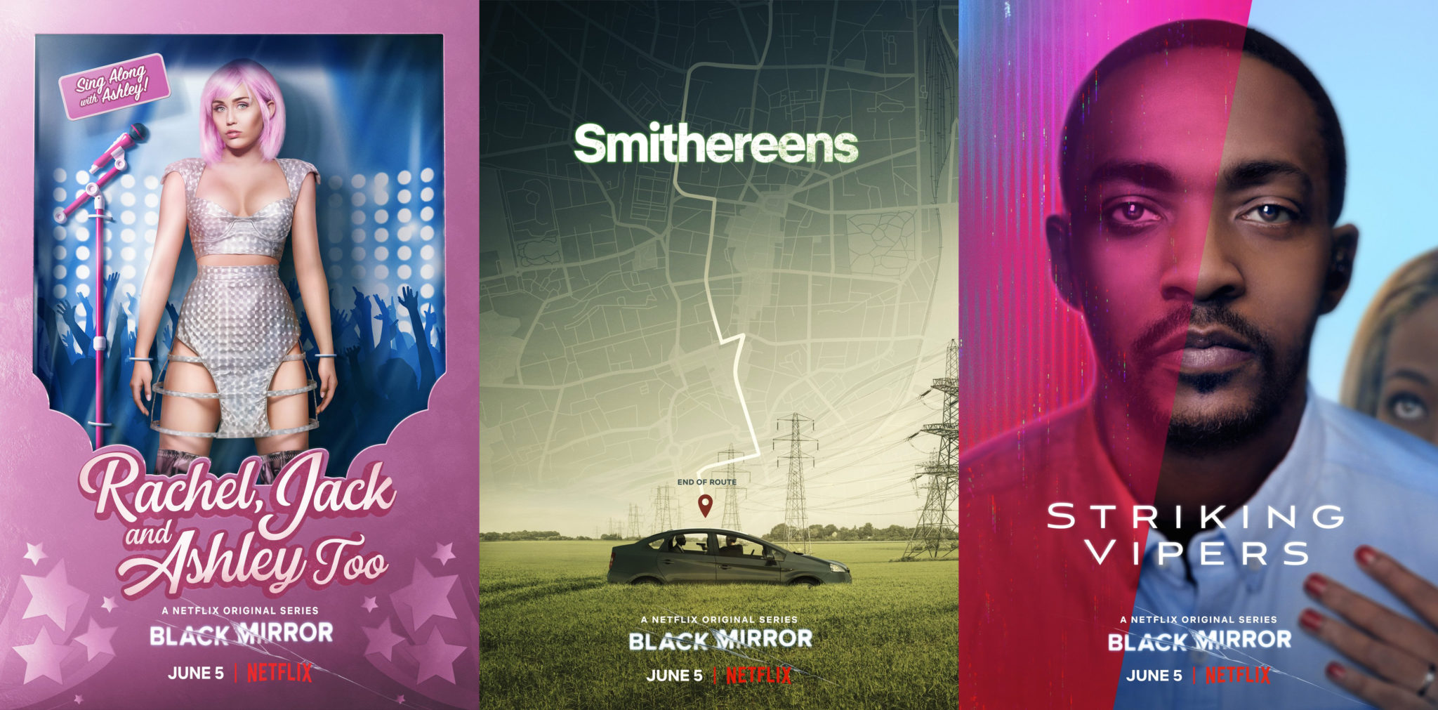Netflix's Black Mirror season 5 called out to be a mess