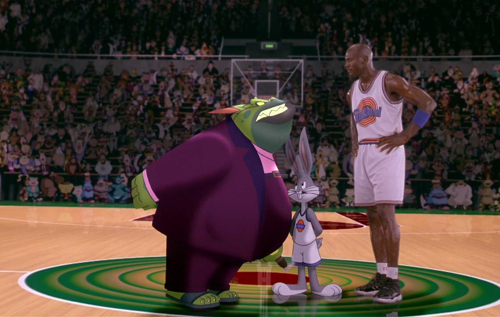 It's Happening: Space Jam 2 Star-cast to Have a Ton of NBA players
