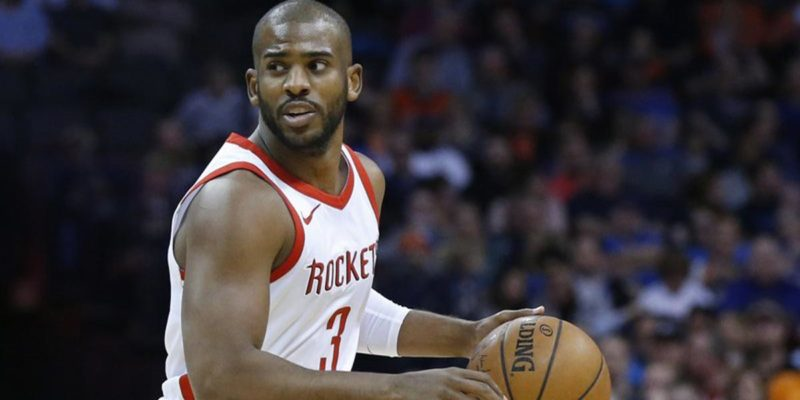 Where would Houston Rockets trade Chris Paul?