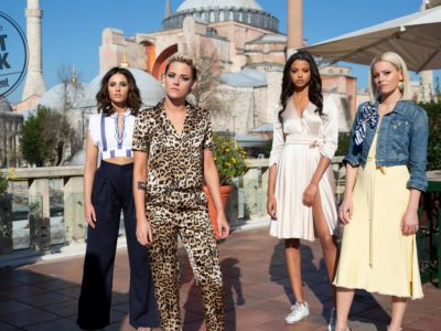 Charlie's Angels: A new teaser released; makers to release an official trailer soon