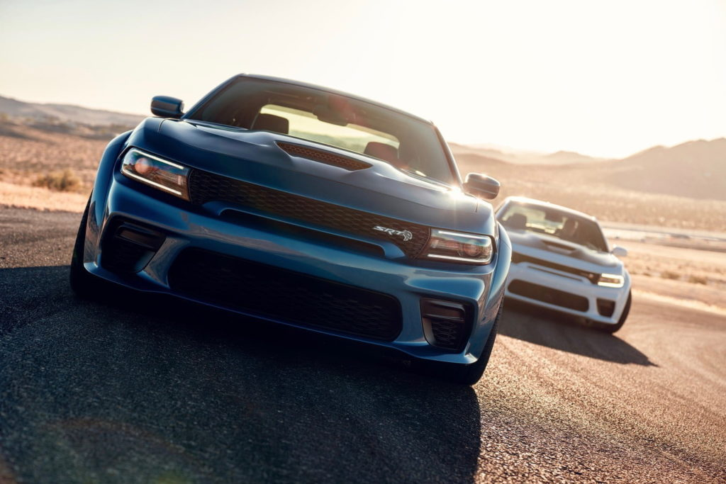 Dodge Charger SRT Hellcat will make a benchmark on its arrival