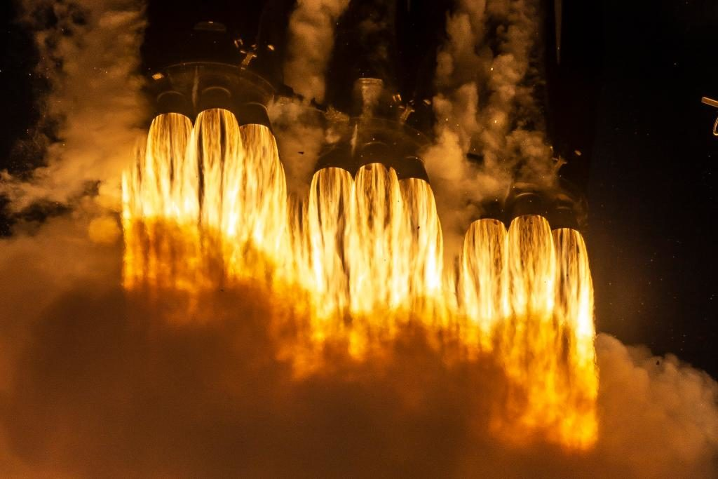 SpaceX Falcon Heavy third launch is at higher stakes