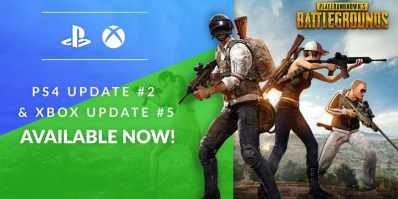 PUBG update advances especially for Xbox one and PS4 – brings progression system