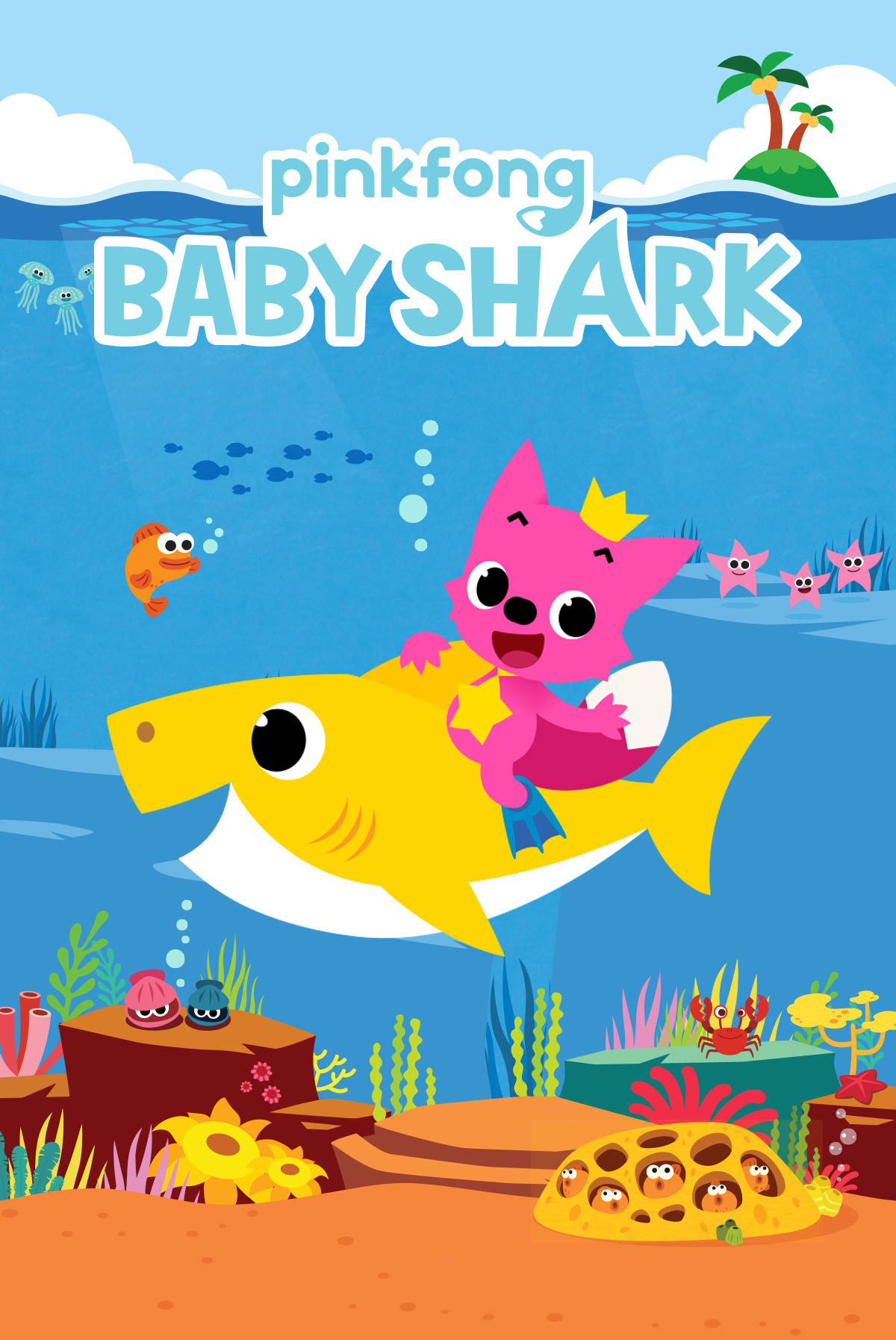 It's Official: Nickelodean to Turn Baby Sharks into an Animated Series