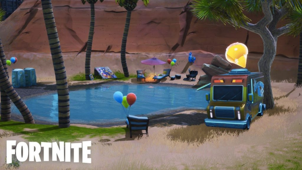 Fortnite Summer event continues for 14 days along with challenges and rewards
