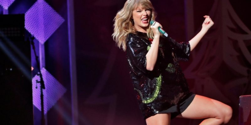 Taylor Swift calls support for the Equality Act with a heart moving #LetterToMySenator petition