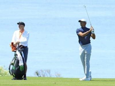 US Open : Woods scampers to opening round 70 on scratchy Day 1