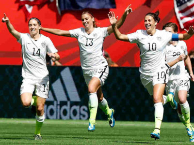 FIFA Women's World Cup : Day 17 TV schedule and streaming options