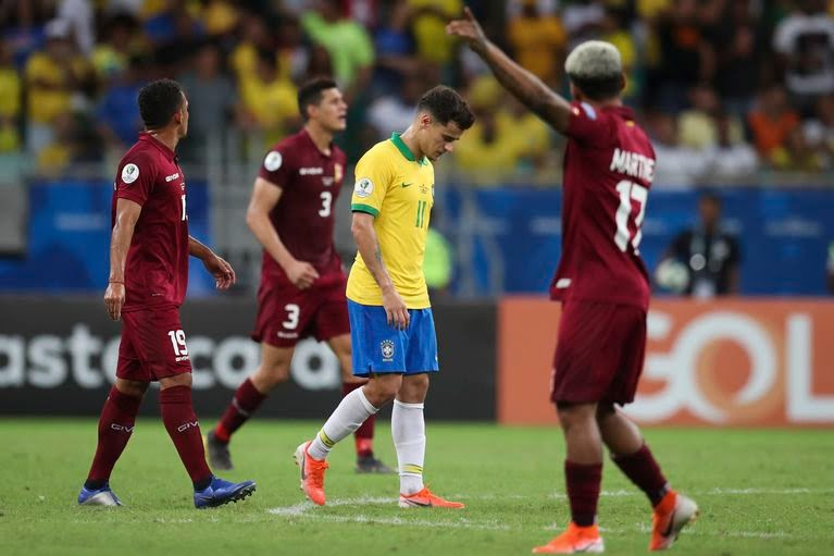 venezuela holds brazil to draw01