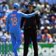 Cricket World Cup 2019 – Virat kohli amends from match fees for breaching disciplinary codes