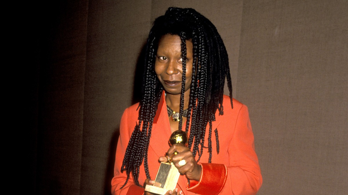 Whoopi Goldberg- A life amidst controversies and criticism