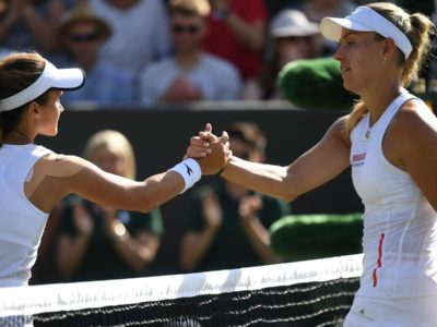Wimbledon 2019: Curtains on Kerber's title defence, Serena survives