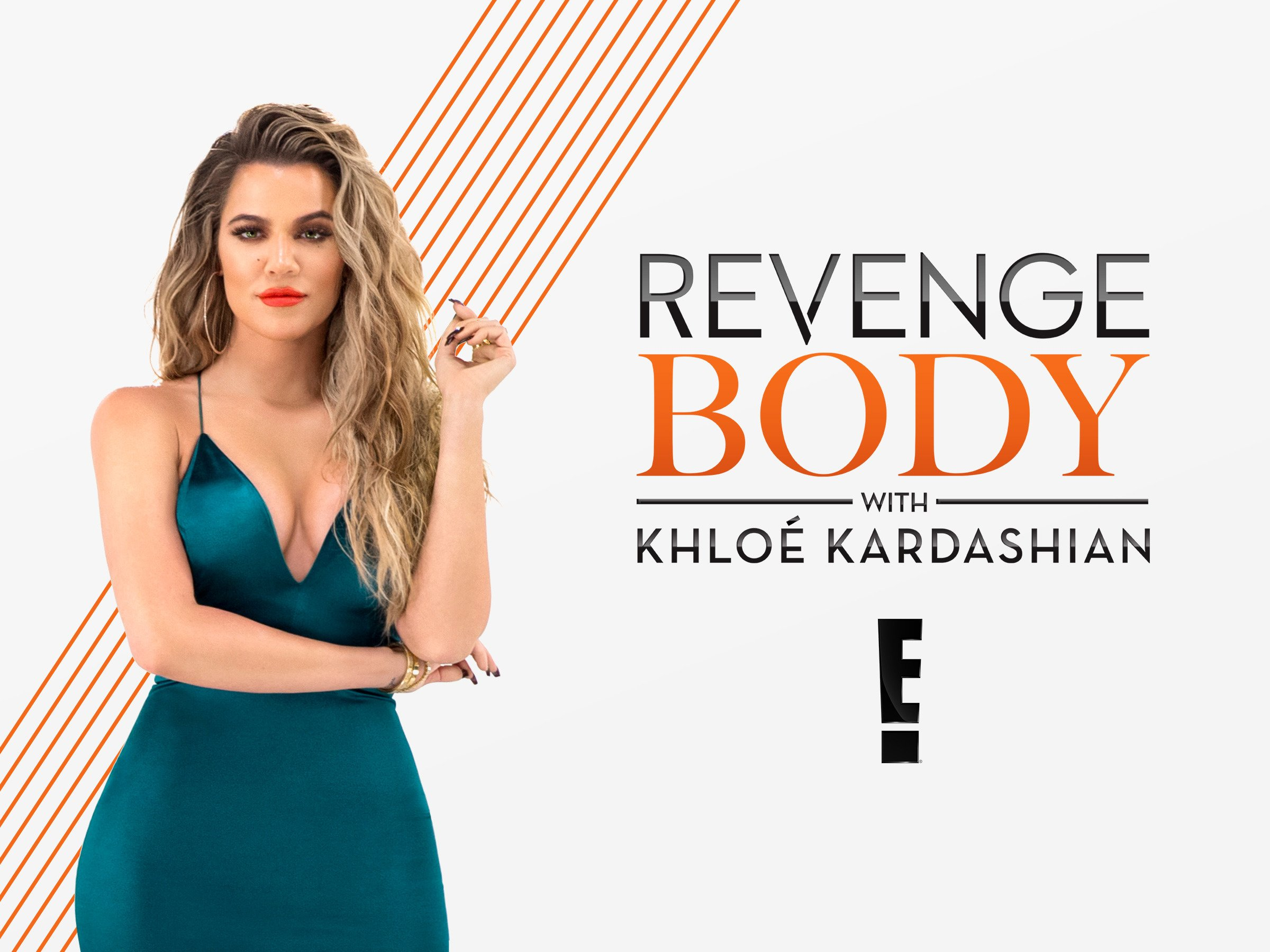 Khloe Kardashian show Revenge Body trainers give pep talk on positivity