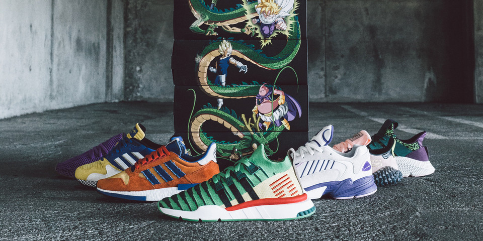 Adidas Collaborates with A Popular Anime Series.