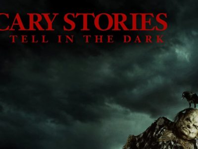 Scary Stories to Tell in the Dark Trailer: You don't read the book, the book reads you