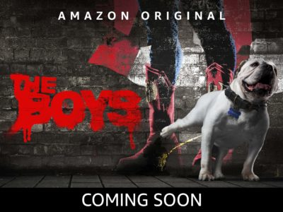 Amazon airs The Boys showing superheroes who turn bad and greedy