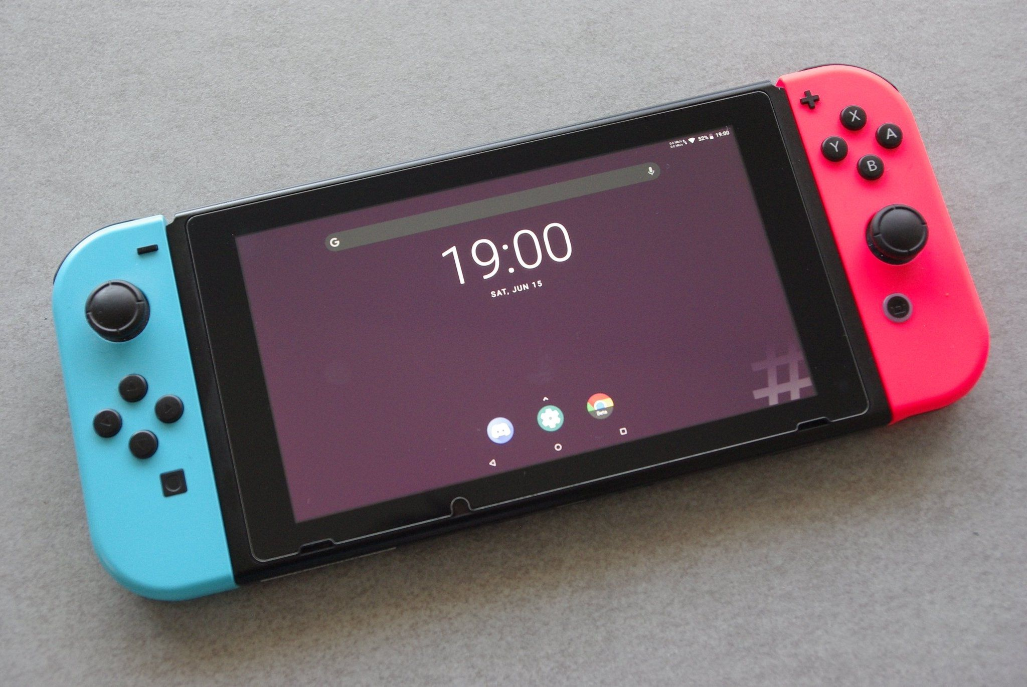Android for your Nintendo Switch is here albeit unofficially