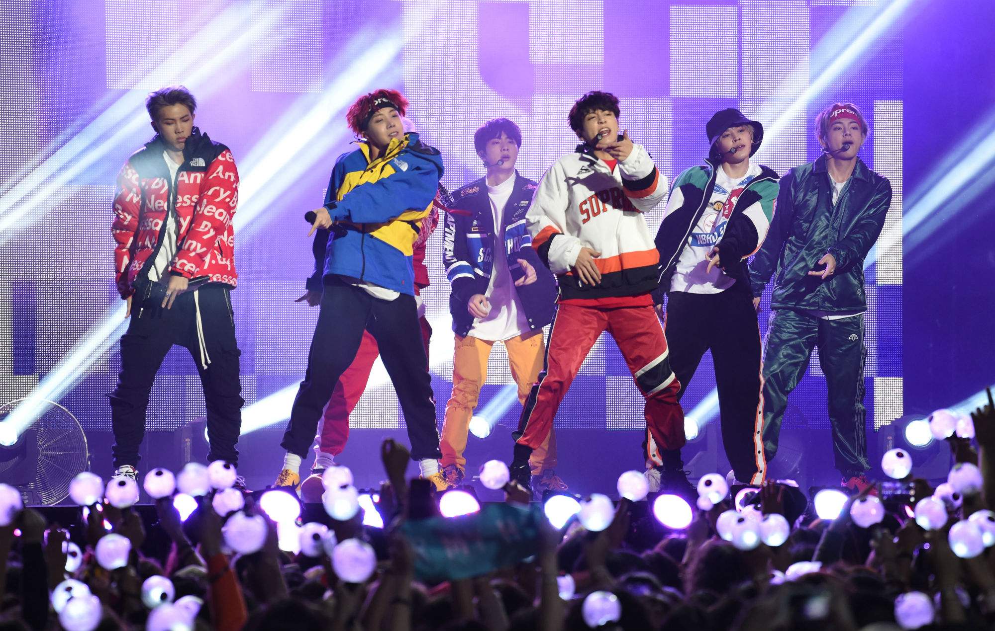 Arabs to be the next stop for BTS's Love Yourself: Speak Yourself tour