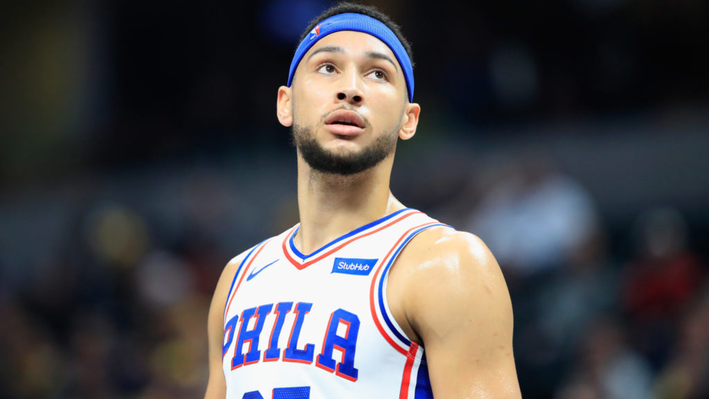 Ben Simmons to re-sign with Philadelphia on record deal ...