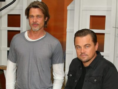 Brad Pitt Excited to Work with Leonardo DiCaprio Again