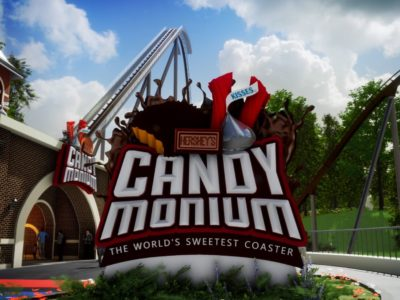 Hersheypark will now feature a 210 feet roller coaster that aint for weak hearted