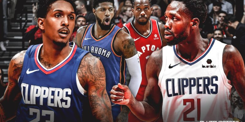 Williams and Beverley on Clippers landing Paul George and Kawhi Leonard
