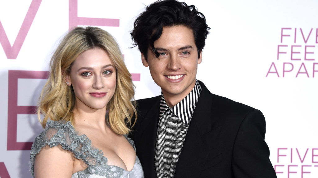 Cole Sprouse and Lili Reinhart are considering reconciliation plans!