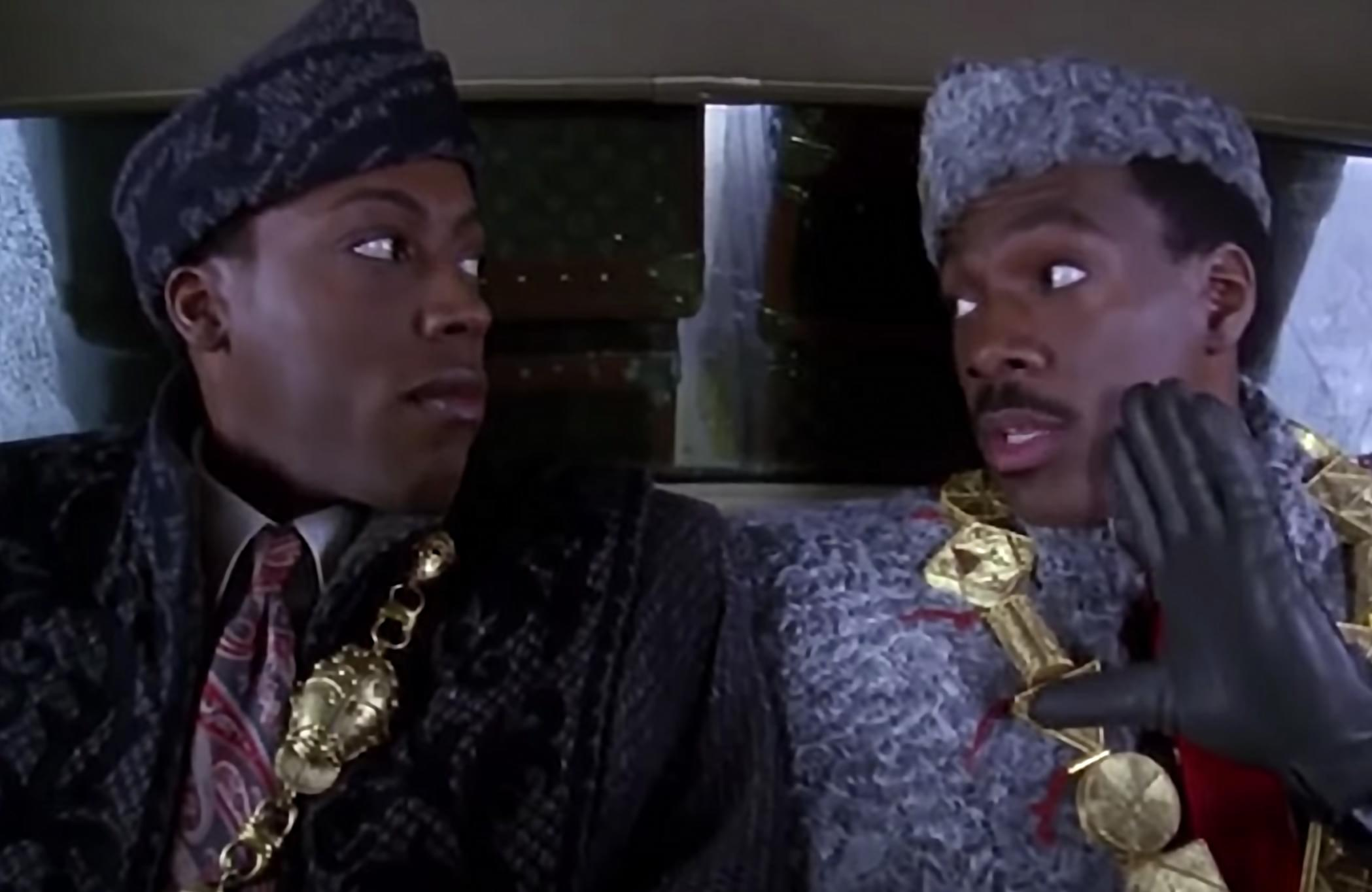 Arsenio Hall back for Coming to America sequel