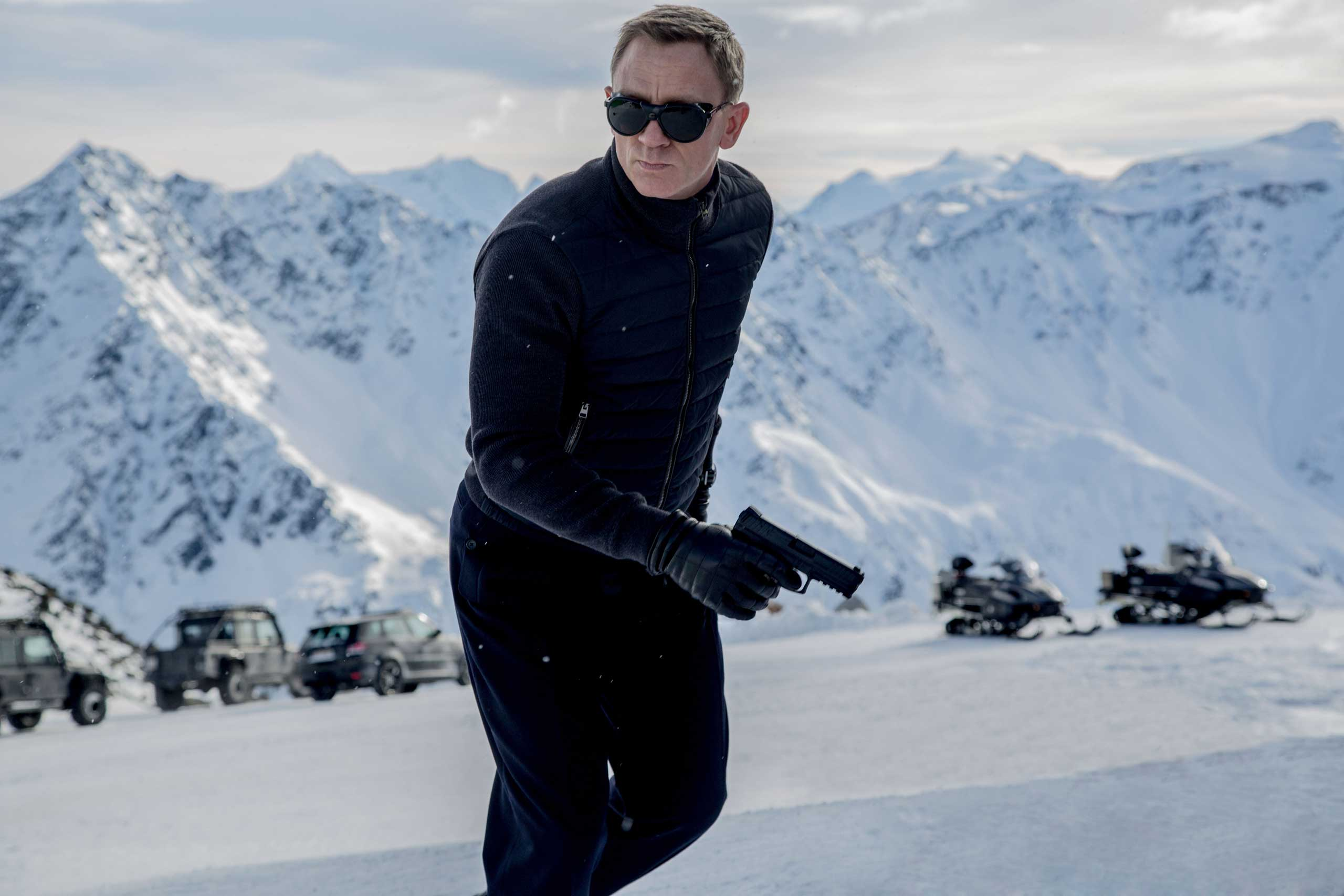 Daniel Craig is all for making Ed Sheeran a member of 007 franchise