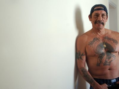 Danny Trejo enrolls to find out if Area 51 has aliens
