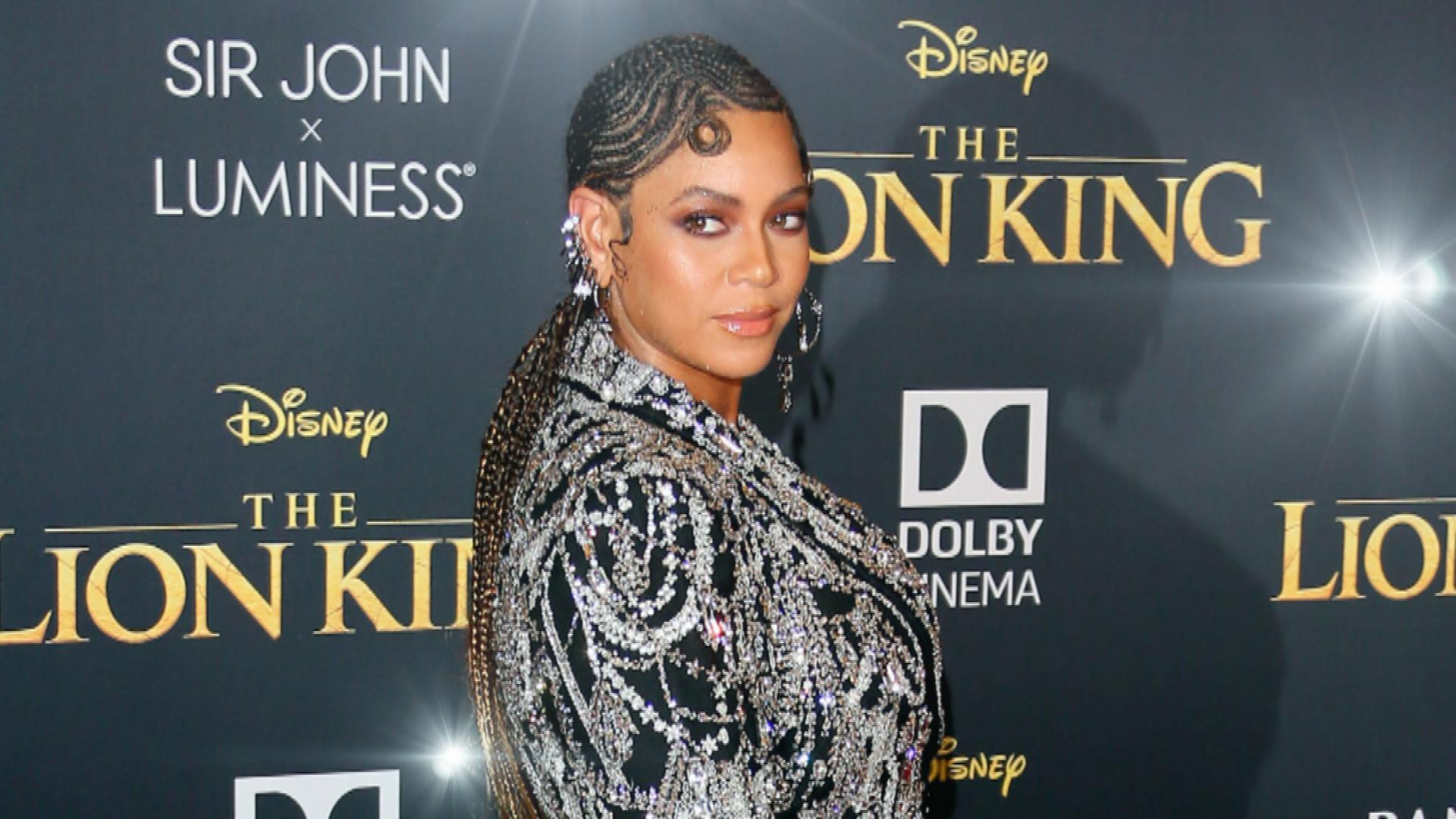 Disney aspires to have a longer contract with Beyonce