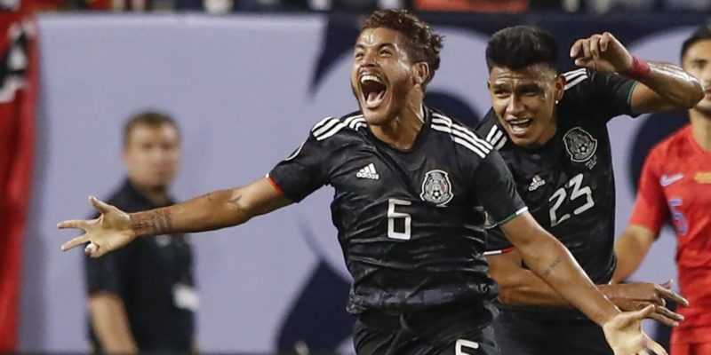 USA fall short again in Gold Cup final to Mexico