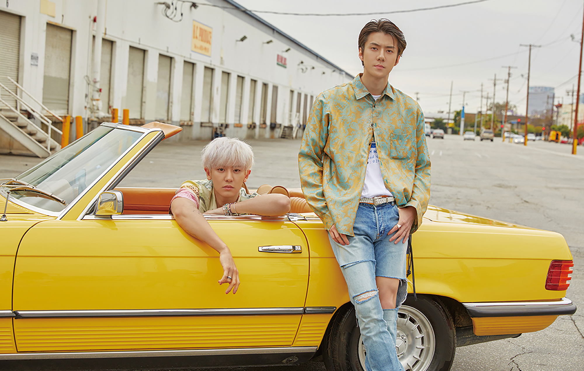 EXO-SC creates history with Weibo live broadcast