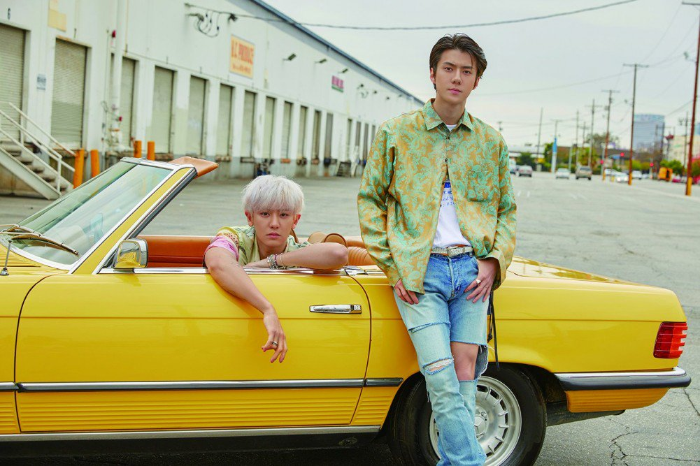 EXO-SC releases jaw-dropping video of Just Us 2