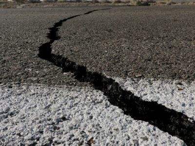 Earthquake near California hit on Thursday with 6.4 magnitude