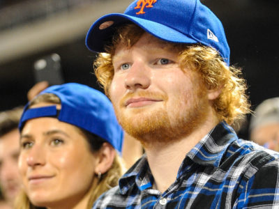 Ed Sheeran Confirms his marriage with Cherry Seaborn