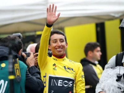 Tour de France winner Egan Bernal to win of Best Young Rider of 2019 tour also