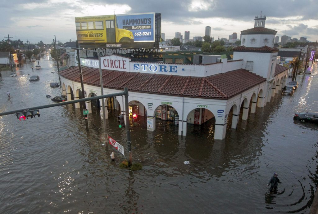 Floods in New Orleans