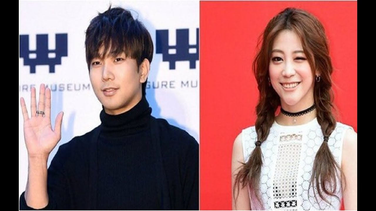 G.O and Choi Ye Seul are finally getting married