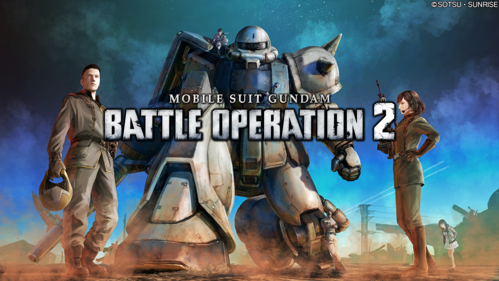 Battle Operation 2 latest series of Mobile Suit Gundam follows west in 2019