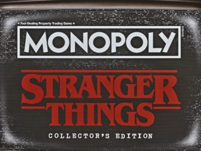 Netflix drama series Stranger Things is now an edition for Monopoly game