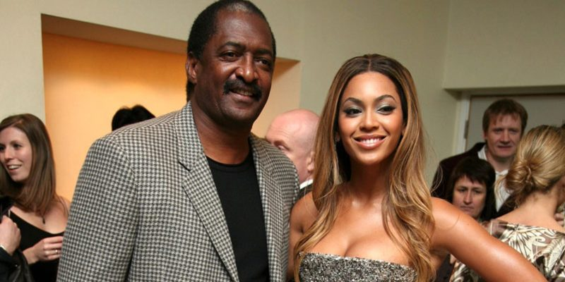 Is Beyoncé's dad Mathew Knowles into drugs?