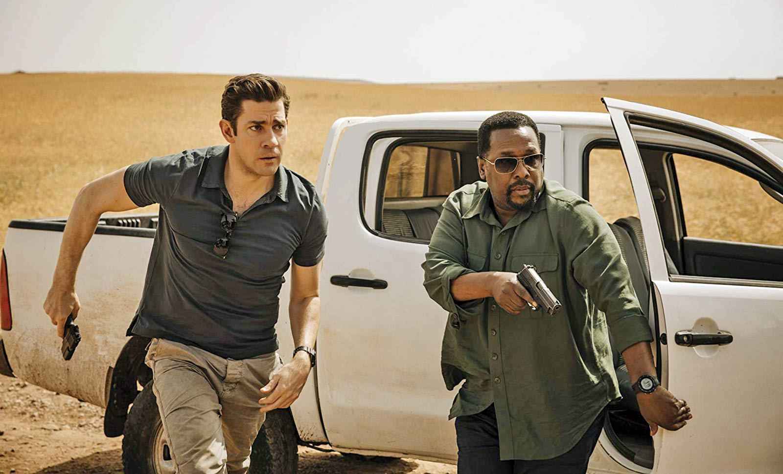 Jack Ryan season 2 trailer out with promising action scenes and an enthusiastic John Krasinski