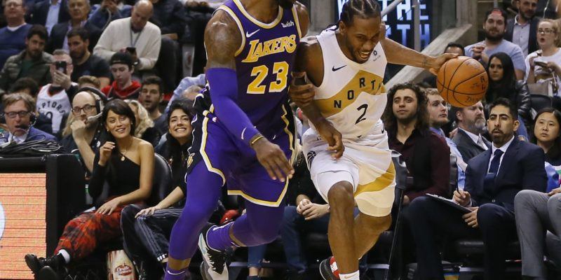 Setback for Lakers as Clippers grab Kawhi Leonard and Paul George