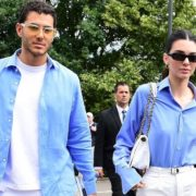 Kendall Jenner, Brooklyn Beckham and many more at the Wimbledon Finals 2019