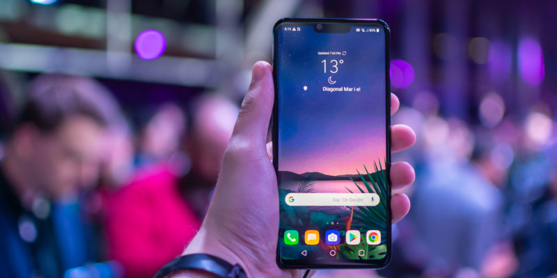 LG G8 ThinQ available for $499 at Amazon Prime Day Sale