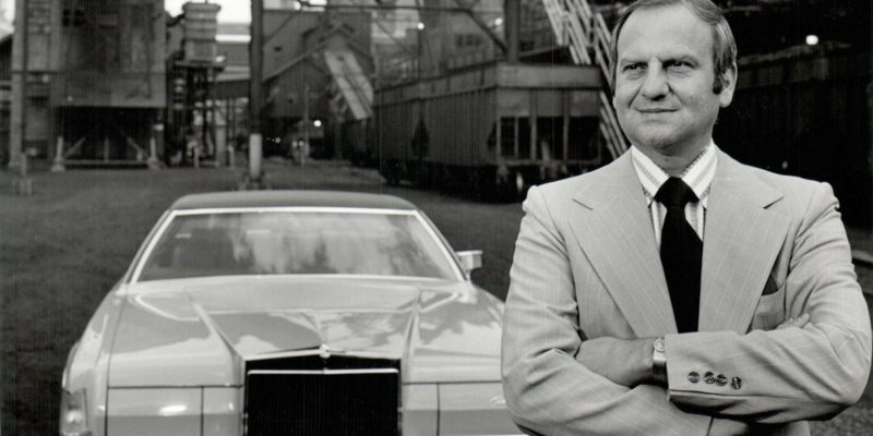 Father of Mustang and Minivan, Lee Iacocca dies at 94