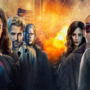 Legends of Tomorrow is the underdog of TV shows