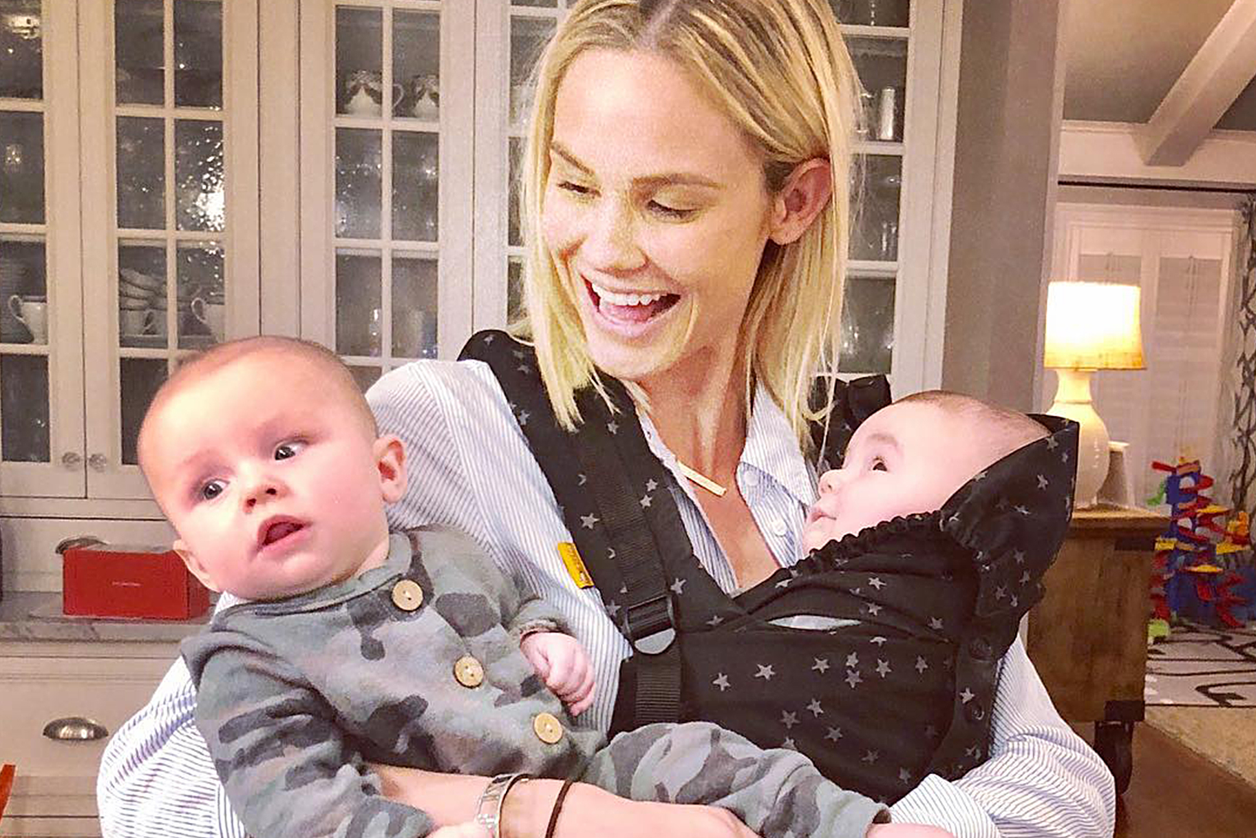 Meghan King Edmonds from 'RHOC' Shares Heartbreaking News About Her Son's 'Irreversible Brain Damage'